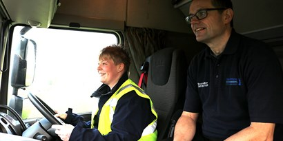 LGV On-Road Coaching