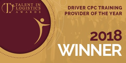 Pertemps Driver Training win Driver CPC Provider of the Year Award 2018